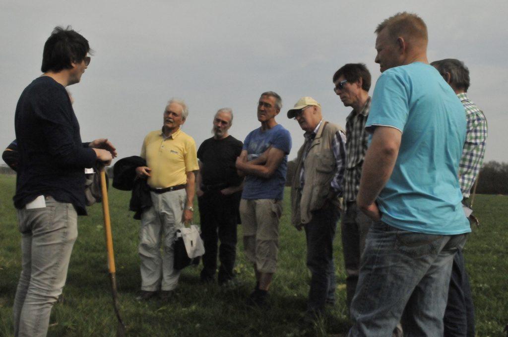 Veldbijeenkomst OBN/VBNE bij ANV Kempenland