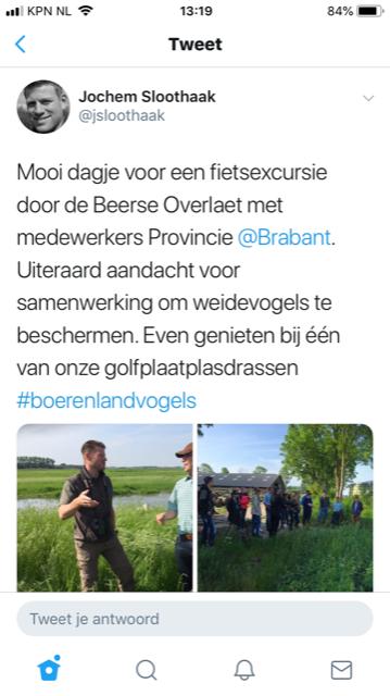 Mooie fietsexcursie Beerse Overlaet