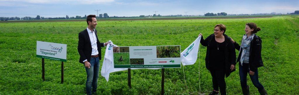 Collectief West Brabant, nieuw leefgebied akkervogels geopend