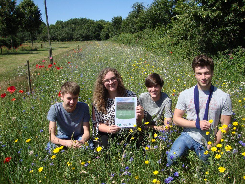 Onderzoek effect Vogelakkers op biodiversiteit door HAS studenten voor ANB Oost-Brabant