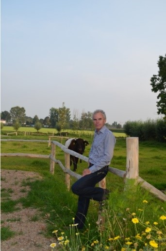 Bericht van de veldcoördinator Martien Vinken